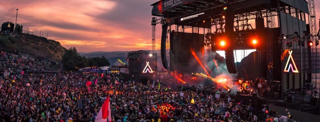 Above & Beyond live at Group Therapy 250 (16.09.2017) @ The George Amphitheatre, Washington State, USA