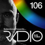 Pure Trance Radio 106 (27.09.2017) with Solarstone