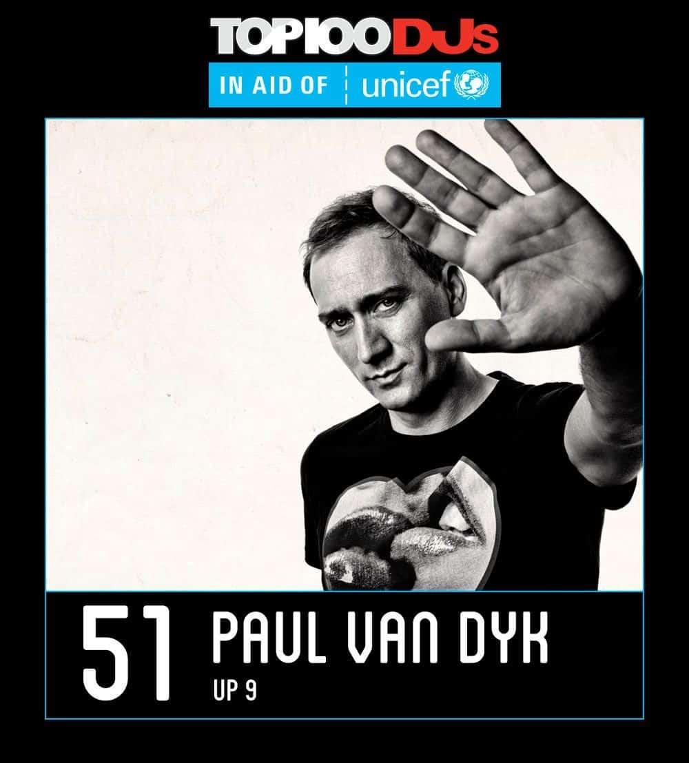 Paul van Dyk - DJ Mag Top 100 2017