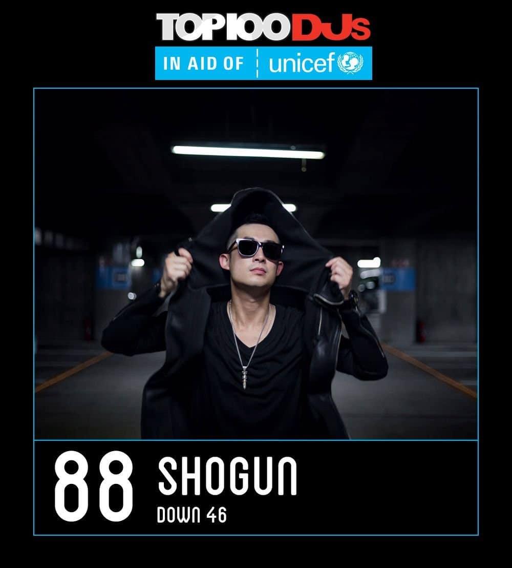 Shogun - DJ Mag Top 100 2017