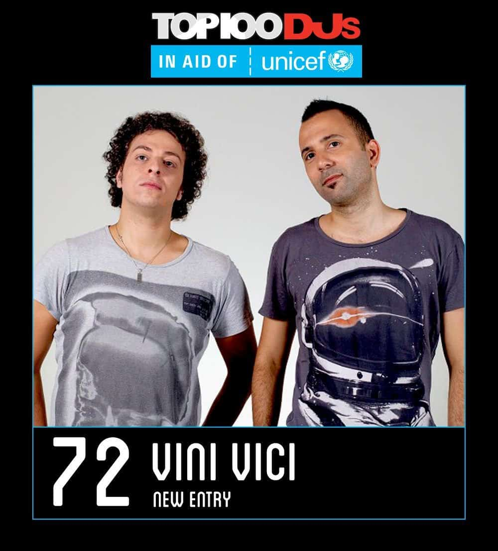Vini Vici - DJ Mag Top 100 2017