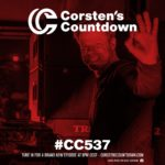 Corstens Countdown 537 (11.10.2017) with Ferry Corsten