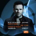 Gareth Emery live at A State of Trance 850 (17.02.2018) @ Utrecht, Netherlands
