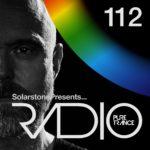 Pure Trance Radio 112 (08.11.2017) with Solarstone