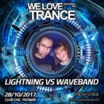 Trance Delight 060 (06.11.2017) with Lightning vs. Waveband