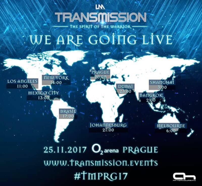 Transmission Live Stream