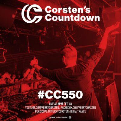 corstens countdown 550