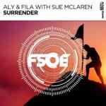 Aly & Fila with Sue McLaren – Surrender