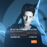 David Gravell live at A State of Trance 850 (17.02.2018) @ Utrecht, Netherlands