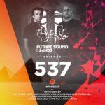 Future Sound of Egypt 537 (28.02.2018) with Aly & Fila