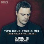 Global DJ Broadcast (01.02.2018) with Markus Schulz