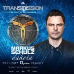 Markus Schulz presents Dakota live at Transmission – The Spirit Of The Warrior (25.11.2017) @ Prague, Czech Republic