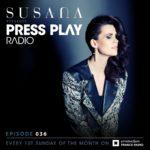 Press Play Radio 036 (04.03.2018) with Susana
