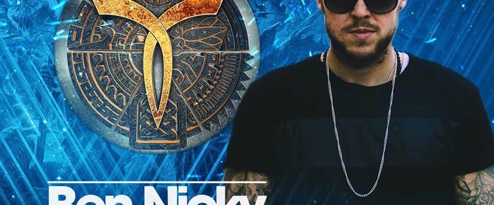 Ben Nicky live at Transmission – The Spirit Of The Warrior (17.03.2018) @ Bangkok, Thailand