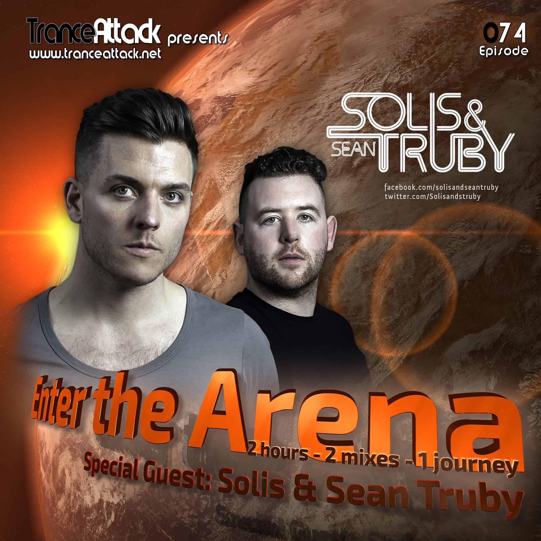Enter The Arena 074 - HBintheMix and Solis & Sean Truby