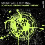 Stoneface & Terminal – So What (Greg Downey Remix)