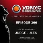 VONYC Sessions 366 (29.08.2013) with Paul van Dyk & Judge Jules