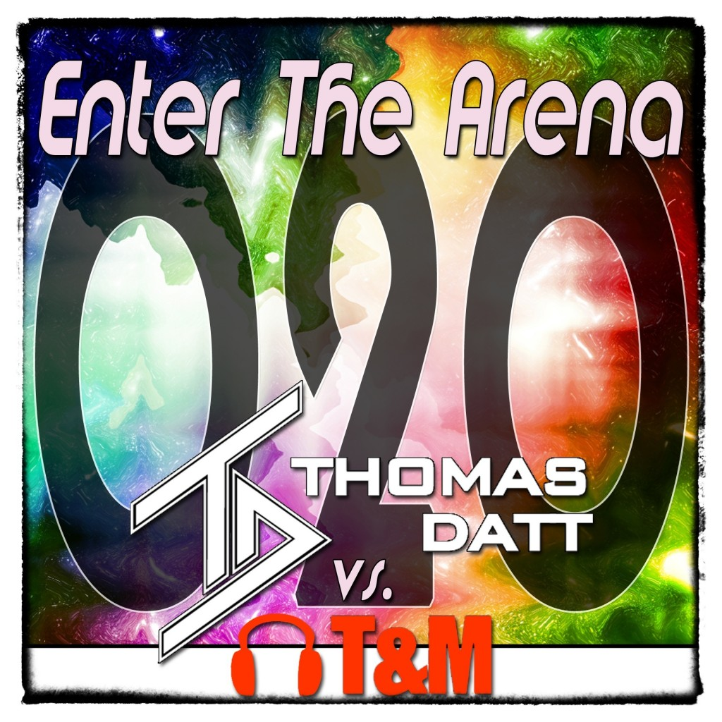 Enter The Arena 20 with Thomas Datt will be online on 28.09.2013