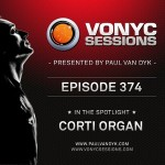 VONYC Sessions 374 (24.10.2013) with Paul van Dyk and Corti Organ
