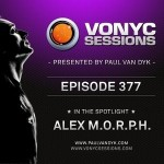 VONYC Sessions 377 (14.11.2013) with Paul van Dyk and Alex M.O.R.P.H.