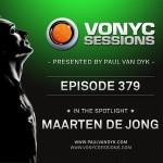 VONYC Sessions 379 (28.11.2013) with Paul van Dyk and Maarten de Jong