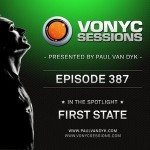 VONYC Sessions 387 (23.01.2014) with Paul van Dyk & First State