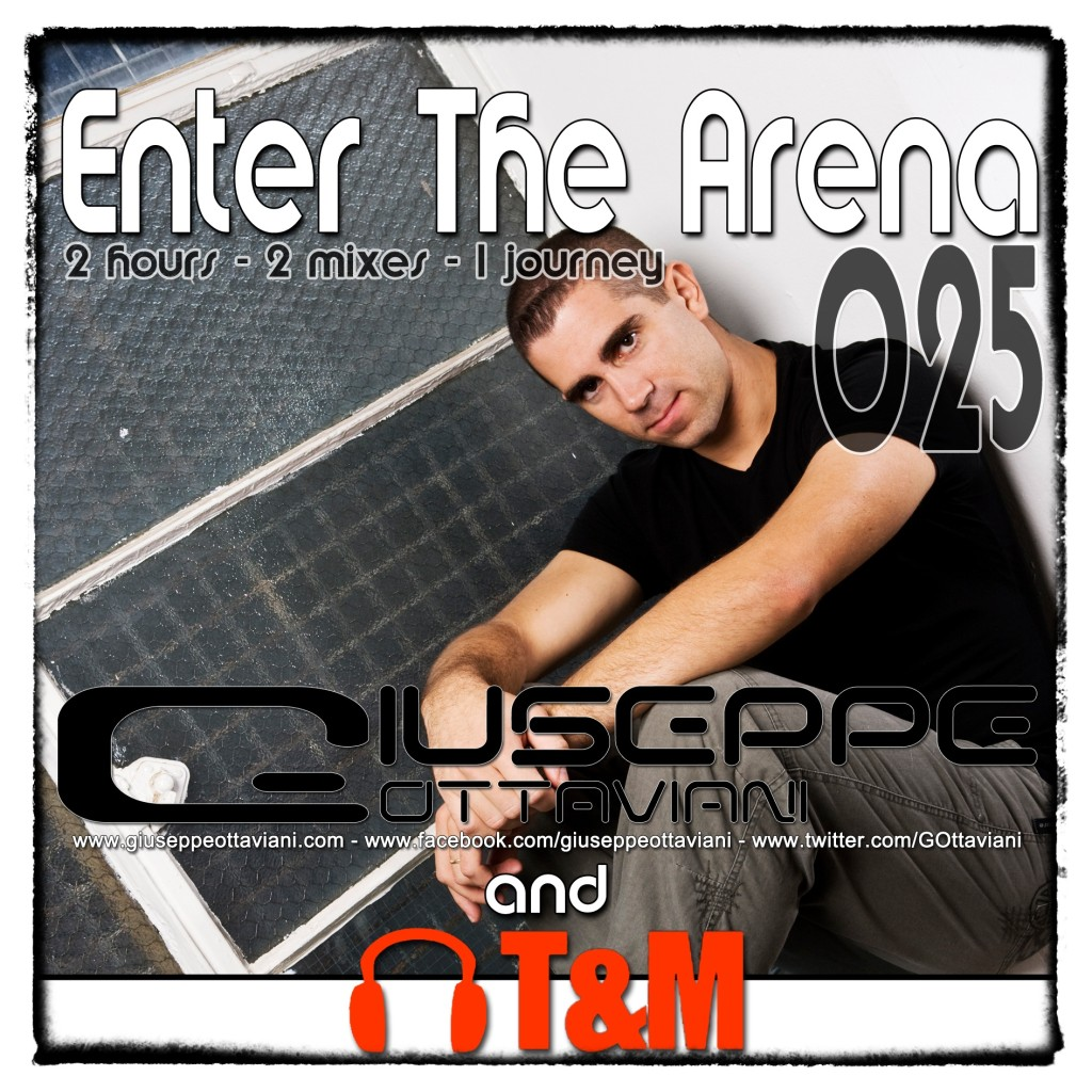 Enter The Arena 24 with Giuseppe will be online on 22.02.2014