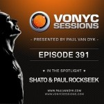 VONYC Sessions 391 (20.02.2014) with Paul van Dyk and SHato & Paul Rockseek