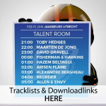 A State of Trance 650 Talent Room (15.02.2014) @ Utrecht, Netherlands