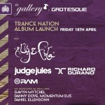 Trance Nation Album Launch (18.04.2014) @ The Gallery, London (UK)
