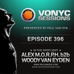 VONYC Sessions 396 (27.03.2014) with Paul van Dyk & Alex M.O.R.P.H. b2b Woody van Eyden