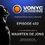 VONYC Sessions 402 (08.05.2014) with Paul van Dyk & Maarten de Jong