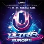 Ultra Music Festival (11. – 13.07.2014) @ Split, Croatia