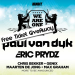 Competition: Win FREE tickets for the We Are One 2014 Festival