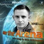 Enter The Arena 037: Will Atkinson & Julio Cesar