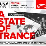 A State Of Trance Festival (06.06.2015) @ Mumbai, India