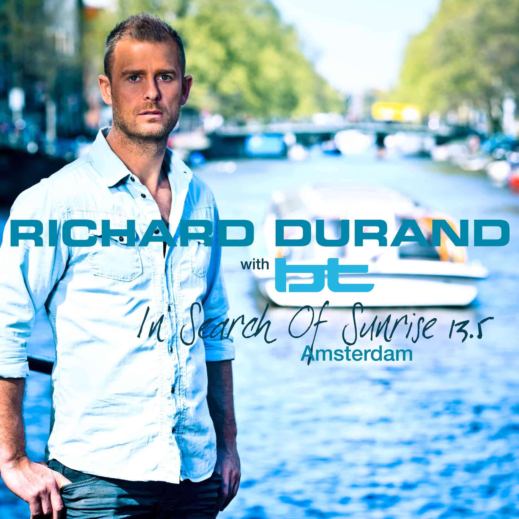 Richard Durand - Time Warp  Typhoon [Terminal-4  Black Hole Recordings]