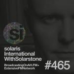 Solaris International 465 (18.08.2015) with Solarstone