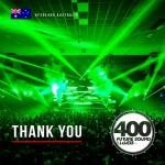 Future Sound Of Egypt 400 (08.08.2015) @ Melbourne, Australia