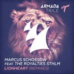 Marcus Schossow feat. Royalties STHLM – Lionheart (Dimension Remix)