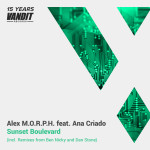 Alex M.O.R.P.H. feat. Ana Criado – Sunset Boulevard (Vandit 15 Years Remixes)