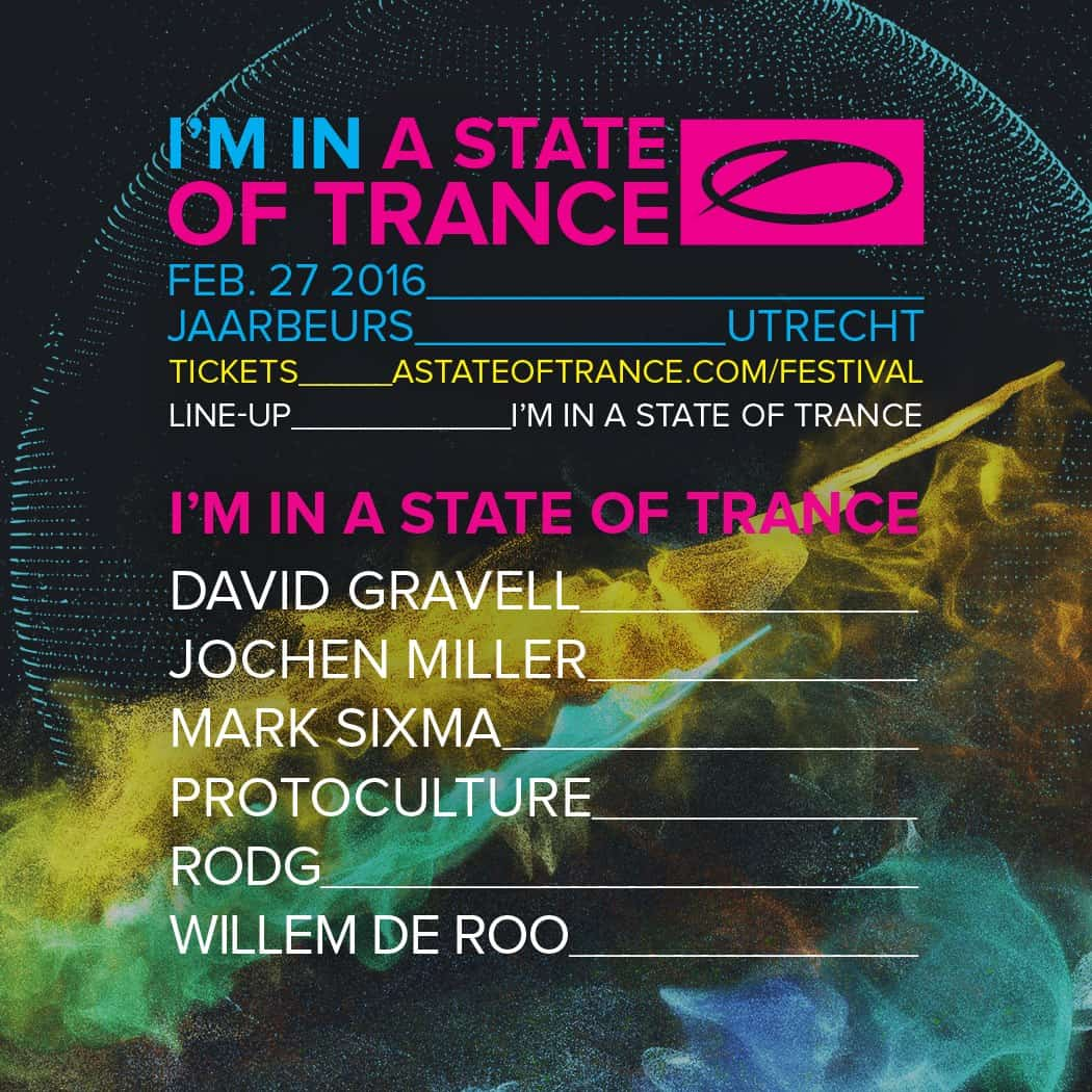 I'm in a State of Trance