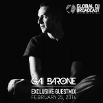 Global DJ Broadcast (25.02.2016) with Markus Schulz & Gai Barone