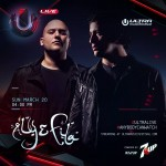 Aly & Fila live at Ultra Music Festival (20.03.2016) @ Miami, USA