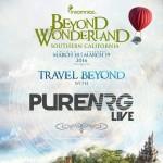 PureNRG live at Beyond Wonderland (19.03.2016) @ San Bernardino, USA