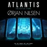 Orjan Nilsen live at Atlantis (13.03.2016) @ Melbourne, Australia