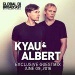 Global DJ Broadcast (09.06.2016) with Markus Schulz and Kyau & Albert