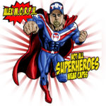 Alex M.O.R.P.H. – Not All Superheroes Wear Capes