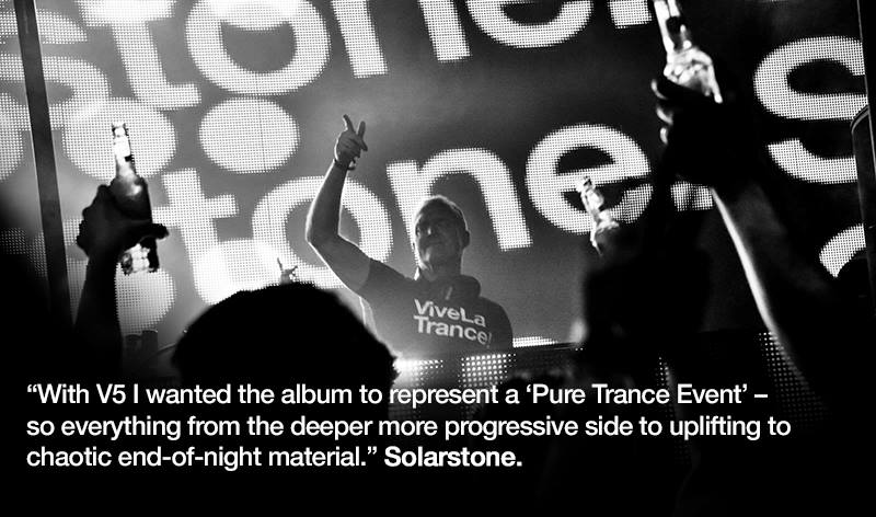Solarstone about Pure Trance 5