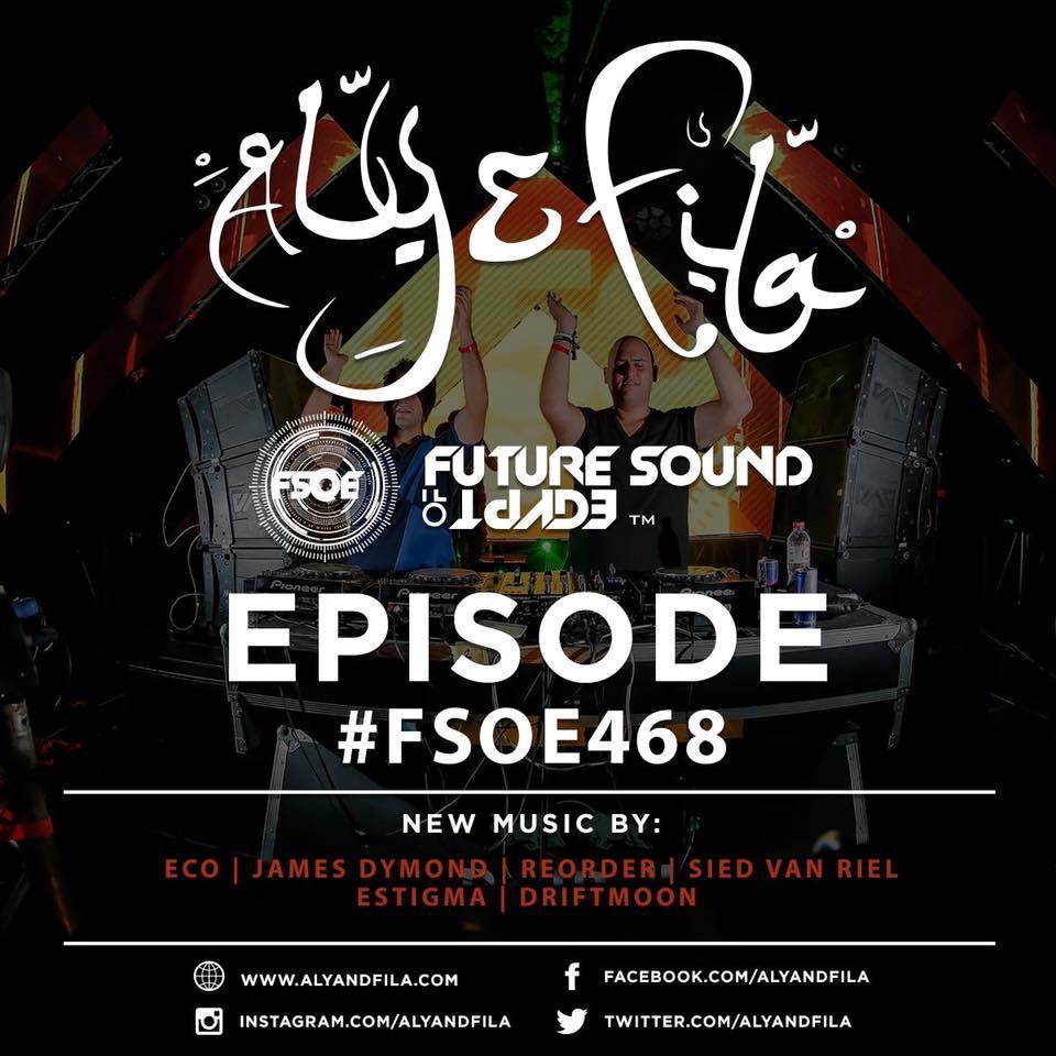 Future Sound of Egypt 468
